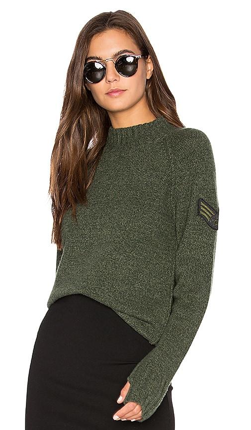 Francoise Mock Neck Sweater