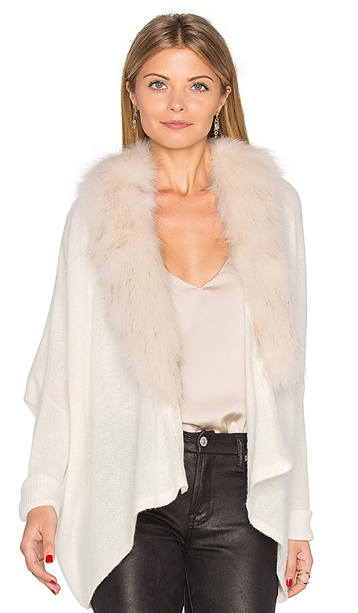 Danica Faux Fur Jacket