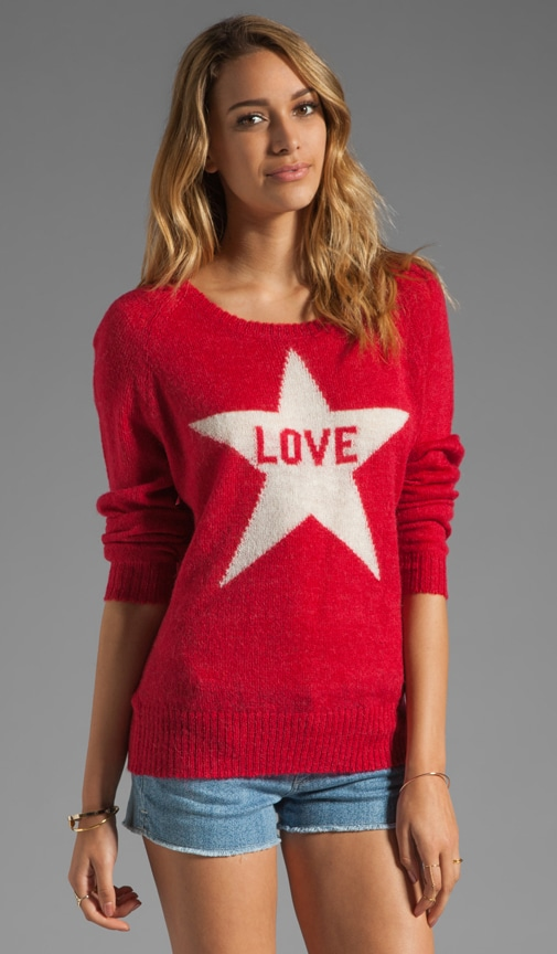 Light Weight Love Sweater