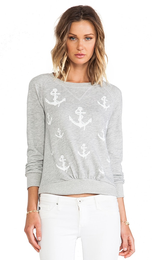 Anchors Pullover Crew