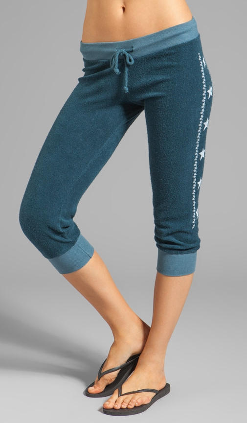 Dance the Night Cropped Track Pant