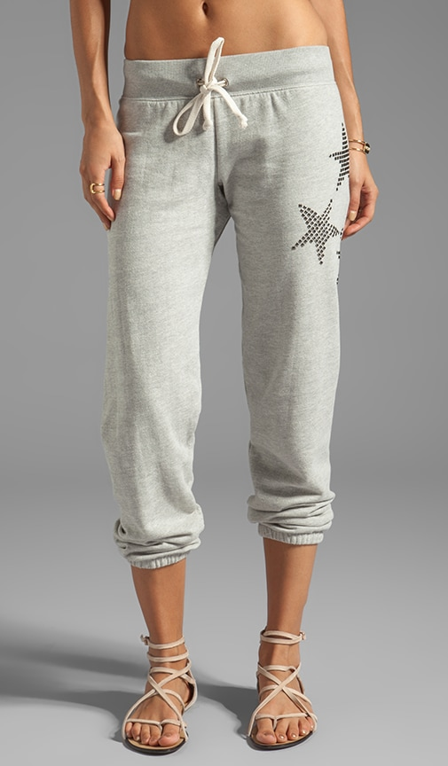 Stud Star Baggy Sweatpant