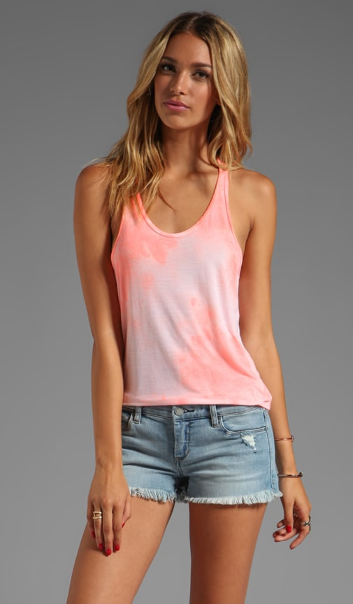 Side Slit Racer Back Tank