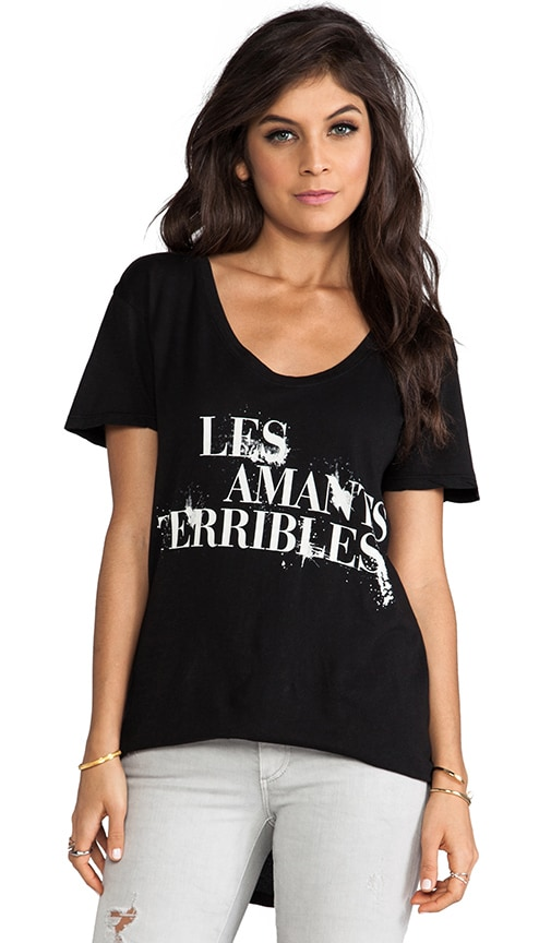 Les Amants Relax Tee