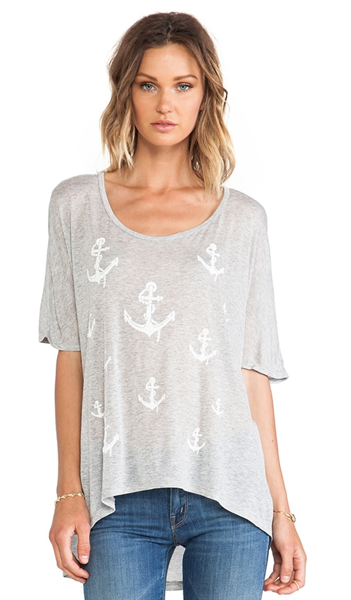 Anchors Oversized Tunic