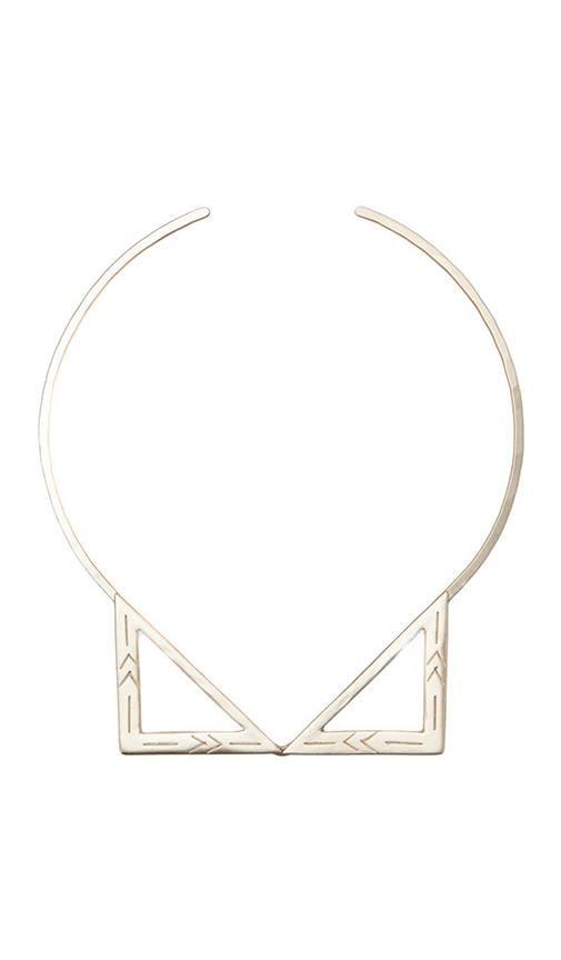 Two Step Collar Necklace