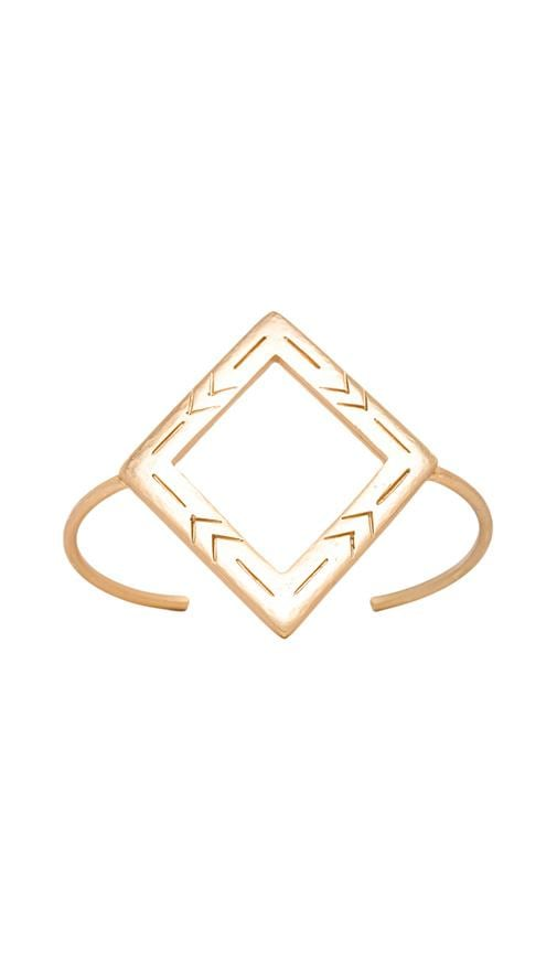 Two Step Diamond Cuff