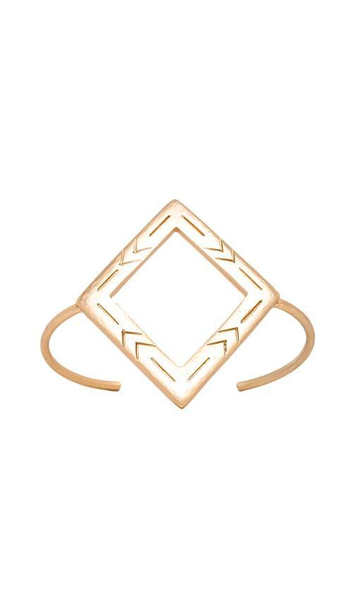 Two Step Diamond Cuff