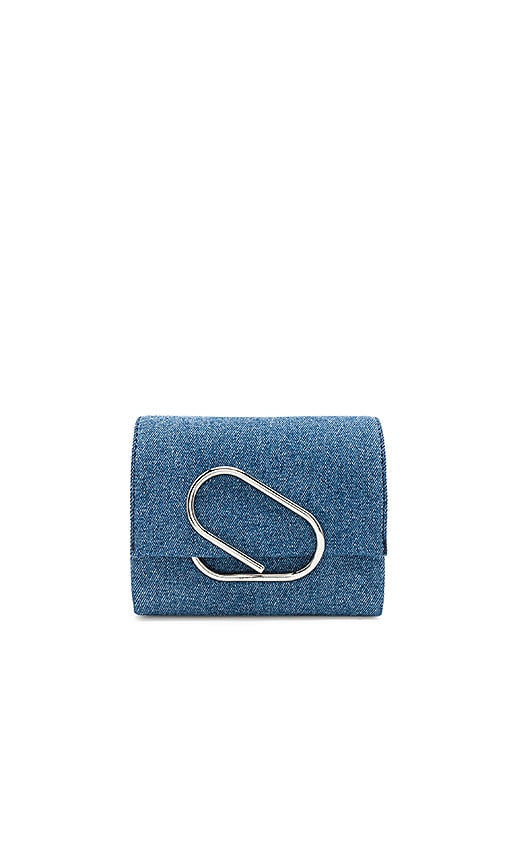 3.1 phillip lim Alix Crossbody Bag in Blue