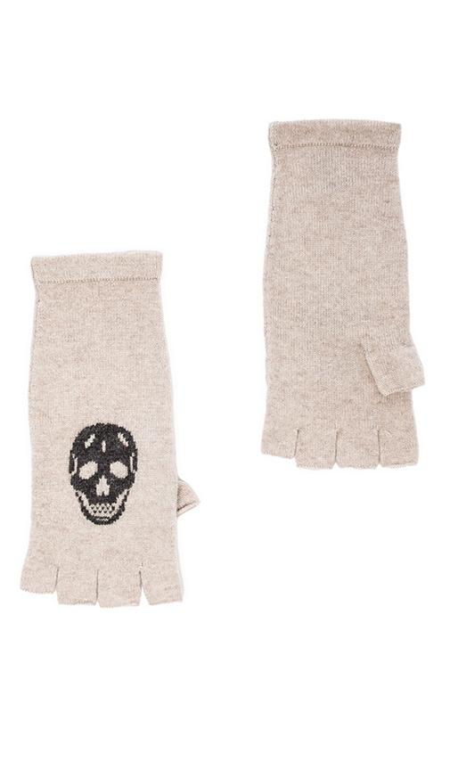 Skull Cashmere REVOLVE Exclusive Skull Glove