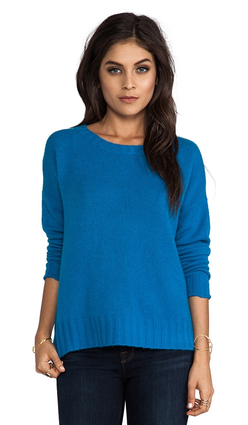 Edie Cashmere Pullover