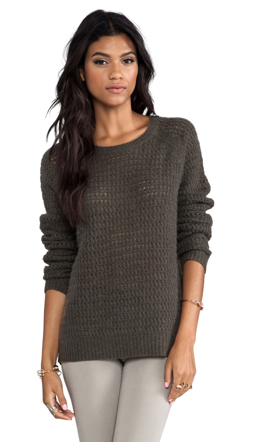 Laria Wool Cashmere Pullover