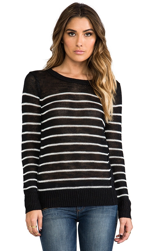 Evie Stripe Sweater