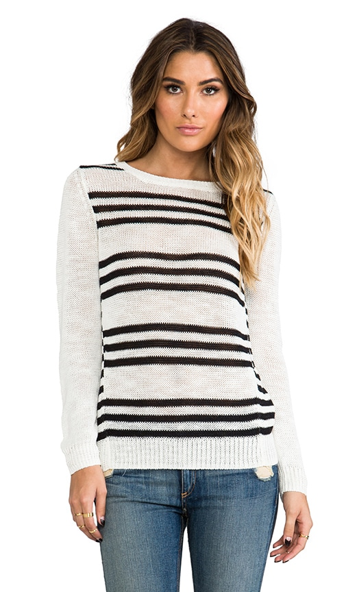 Astra Stripe Sweater