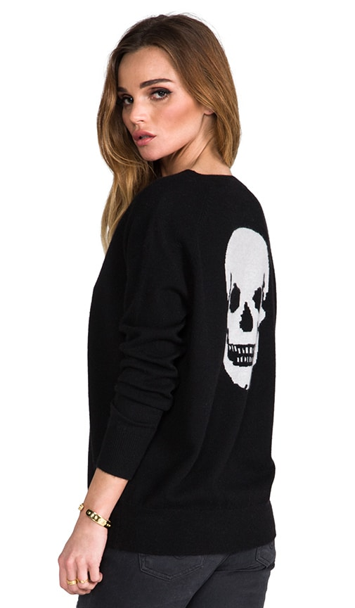 Luther Skull Sweater