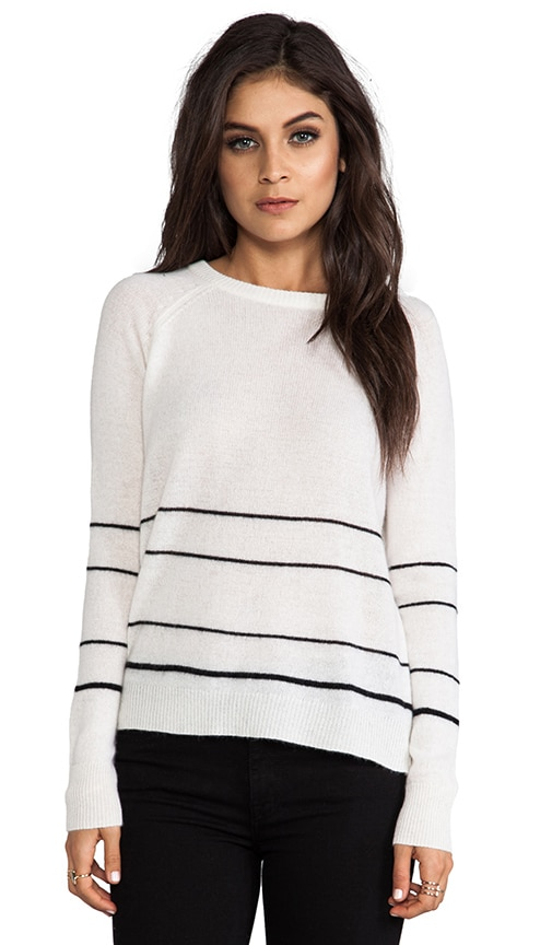 Gia Cashmere Stripe Sweater