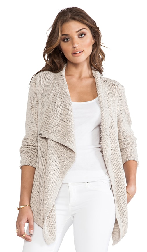 Hayden Wrap Sweater