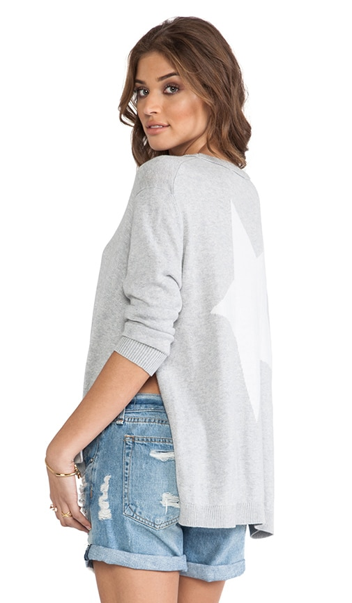 Celeste Star Sweater