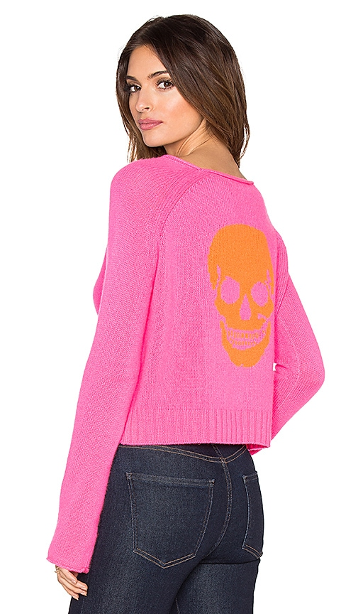 Riffraff Skull Sweater