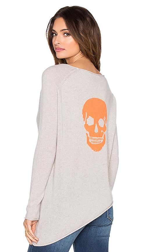 Outlaw Skull Sweater