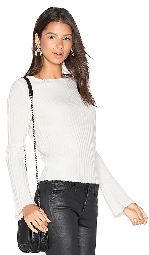 Eugenie Bell Sleeve Sweater