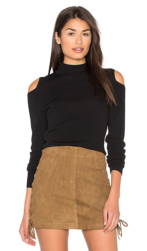 Melinda Cold Shoulder Sweater