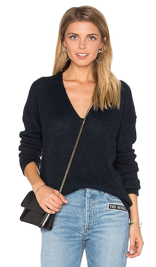 Ira V Neck Sweater
