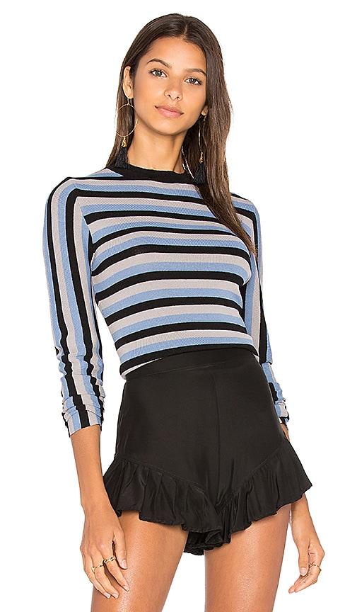360 Sweater Ari Sweater in Blue