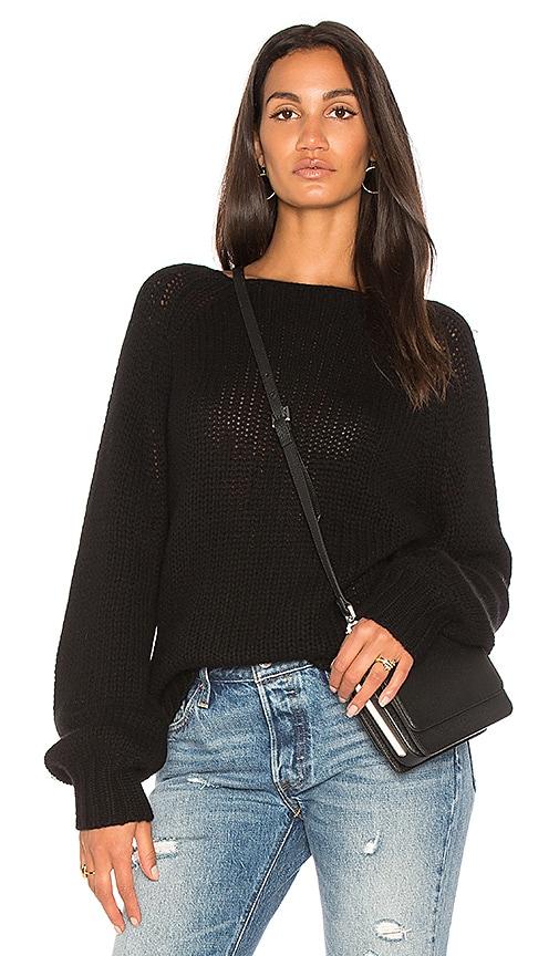 360 Sweater Naomi Sweater in Black