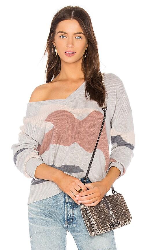 360 Sweater Zuleika Sweater in Gray