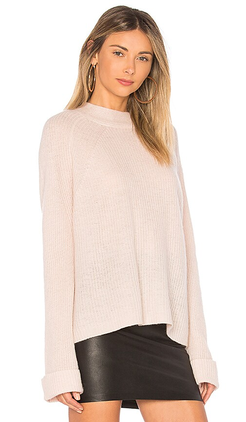 360CASHMERE Esme Sweater in Pink