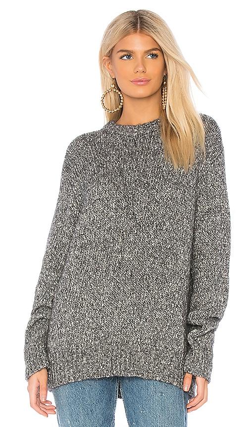 673597432f6f6 360CASHMERE Agnes Sweater in Grey   REVOLVE