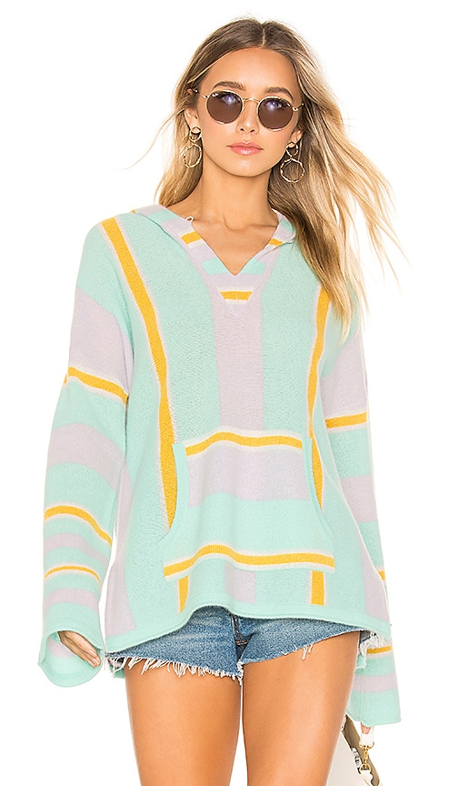 X ROCKY BARNES Tesla Sweater
