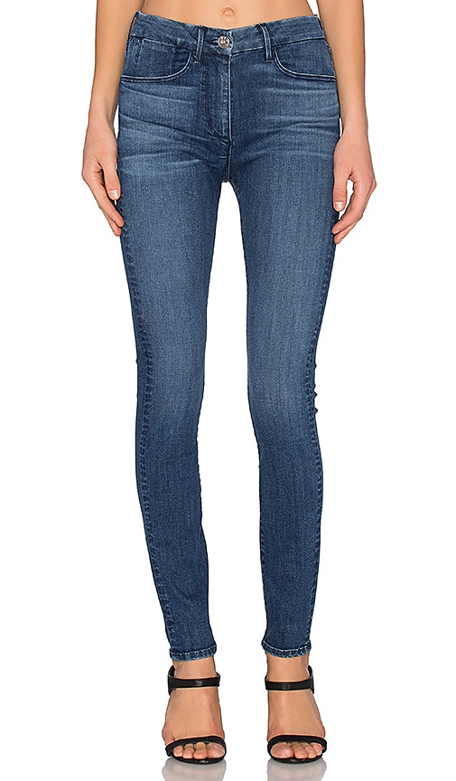 Channel High Rise Skinny