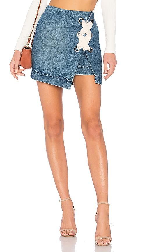 3x1 Hollow Skirt in Dita S