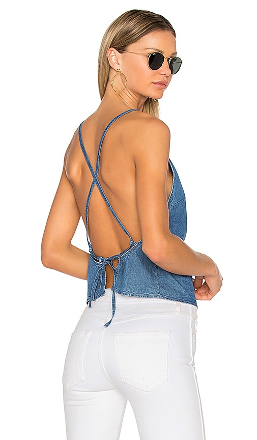 3x1 Twist Cami Top in Florence