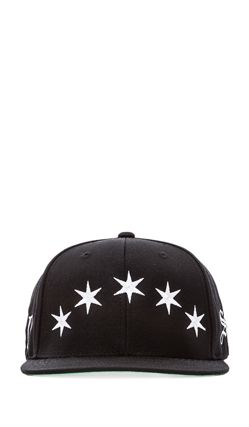 Six Pointed BLVCK Snapback