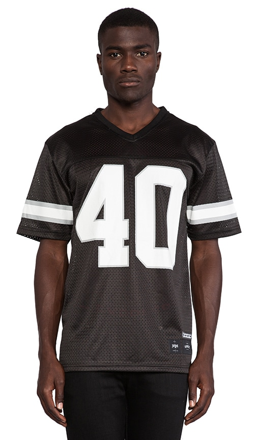 40 OZ NY Football Jersey