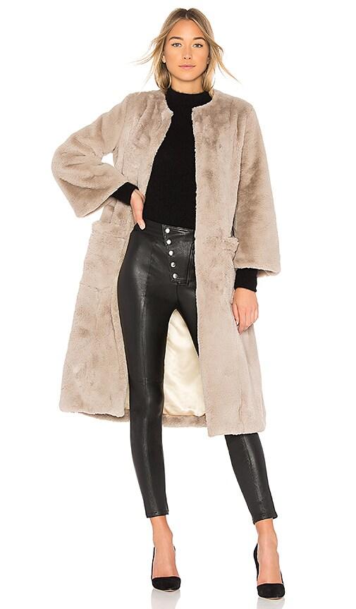 5149 Long Coat in Cream