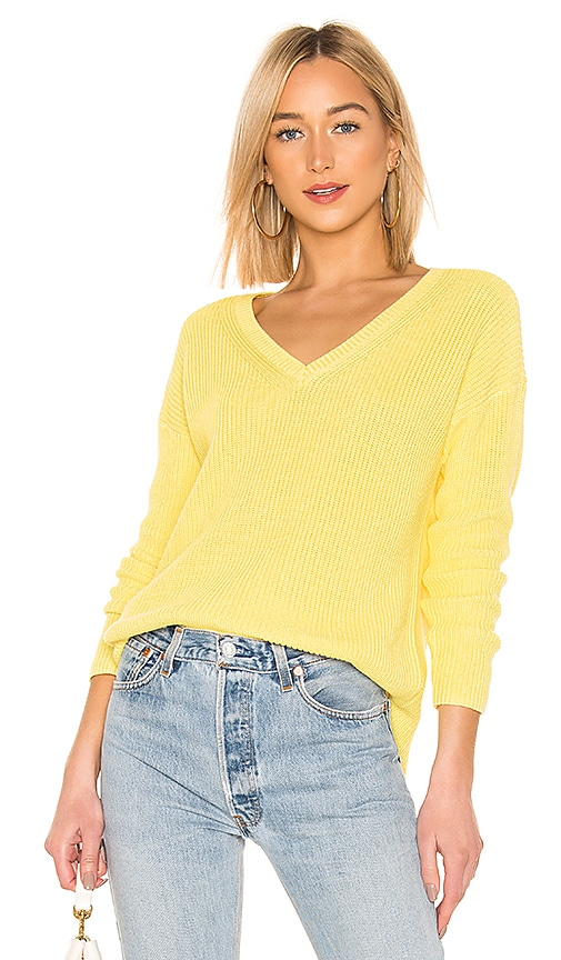 Emma V Neck Sweater