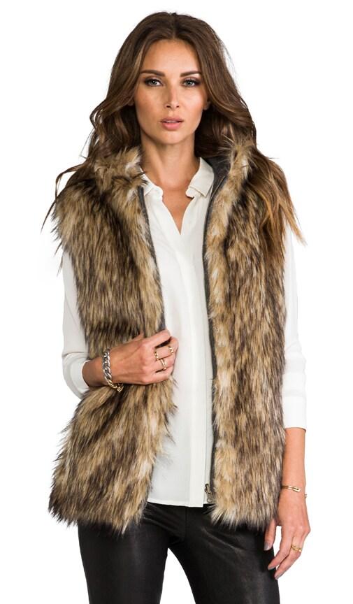 Hopi Faux Fur Vest