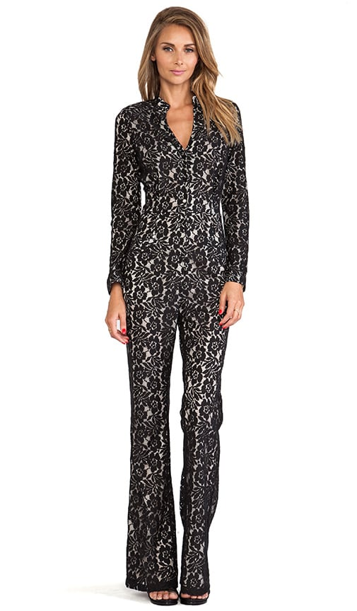 Sanctuary Lace Jumpsuit