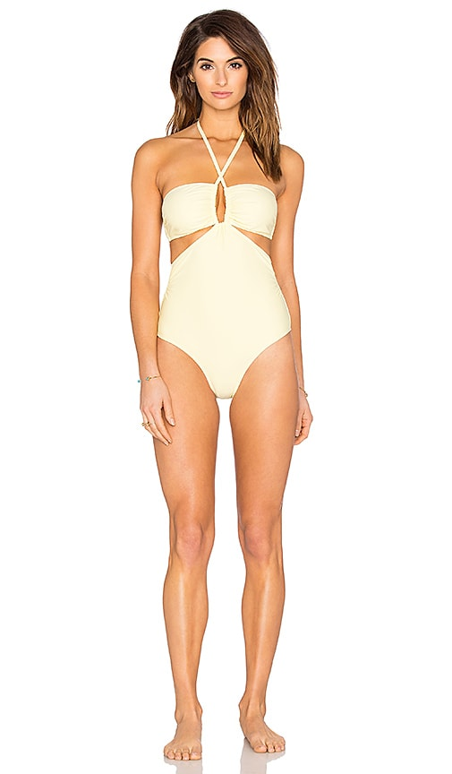 Push Cart One Piece Swimsuit