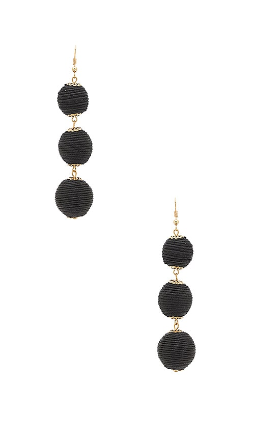 8 Other Reasons Amore Earring in Black