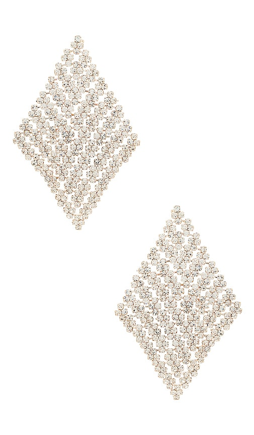 Tiered Earring in Silver 8 Other Reasons