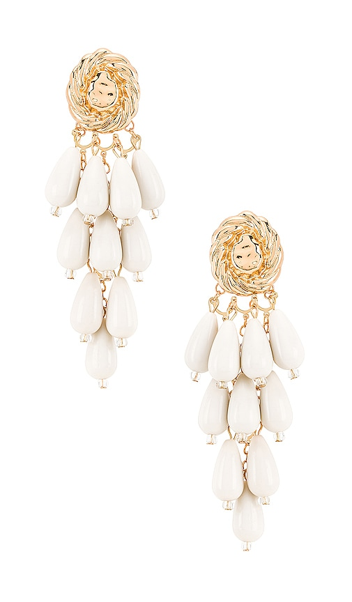 X REVOLVE Weekend Earring
