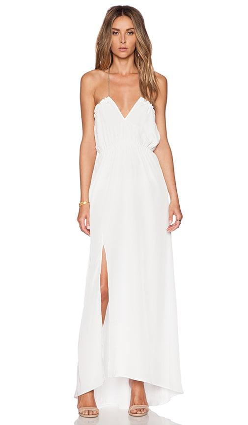 Assali Lively Dress in White