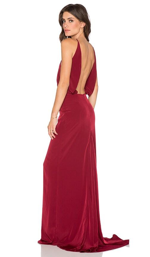 Assali Paola Grande Maxi Dress in Shiraz