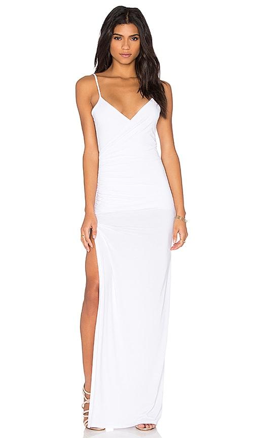 Assali Agni Dress in White