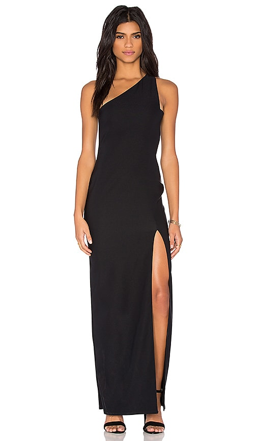 Assali Ceres Dress in Black